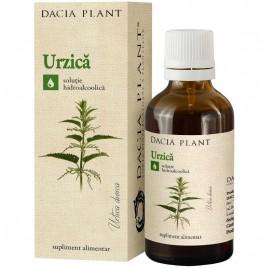 Extract Hidroalcoolic Urzica 50ml Dacia Plant