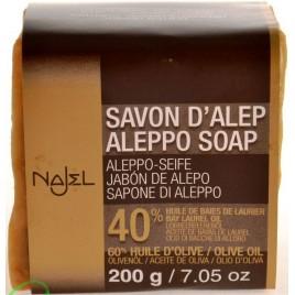 Sapun Alepp 40 U.Dafin 200g Najel