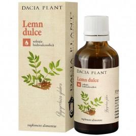 Extract Hidroalcoolic Lemn Dulce 50ml Dacia Plant