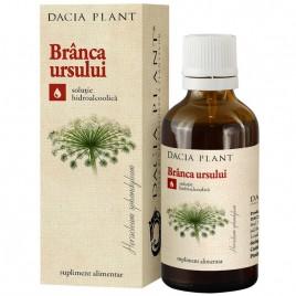 Extract Hidroalcoolic Branca Ursului 50ml Dacia Plant