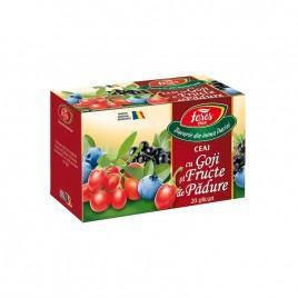 Ceai Goji-Fructe Padure - 20dz Fares
