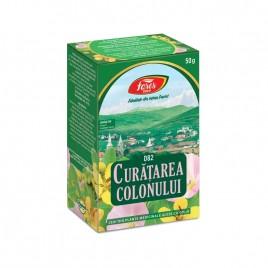 Ceai Curatarea Colonului 50g Fares