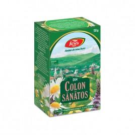 Ceai Colon Sanatos 50g Fares