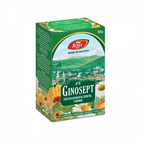 Ceai Ginosept 50g Fares