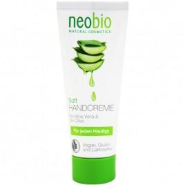 Crema de maini cu Aloe vera si Masline Bio 75ml Neobio