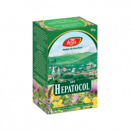 Ceai Hepatocol D44 50g Fares