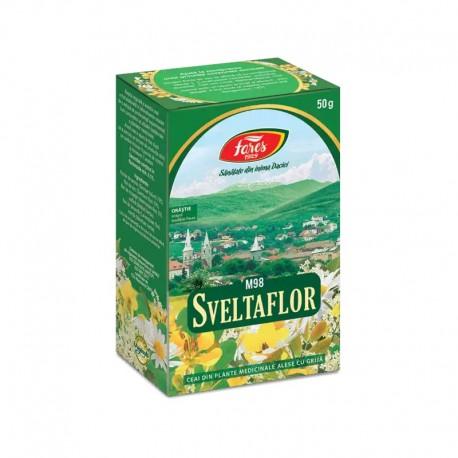 Ceai Sveltaflor 50g Fares