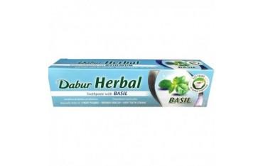 Pasta Dinti Busuioc - 100ml Dabur Herbal