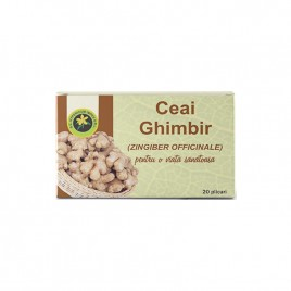 Ceai de Ghimbir 20dz Hypericum Impex