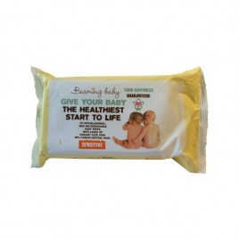 Servetele Umede Baby Bio 72buc Beaming Baby