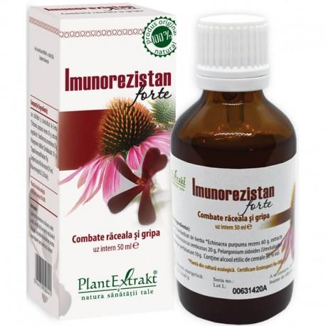 Imunorezistan Forte 50ml Plant