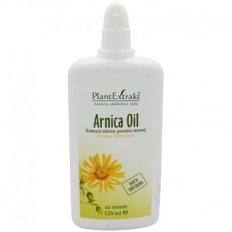 Arnica Oil 120ml Plantextrakt