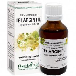 Extract Gemoterapeutic Tei Argintiu Mug.50ml Plant