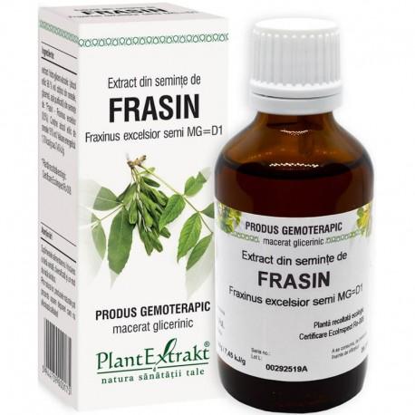 Extract Gemoterapeutic Frasin Seminte 50ml Plantextrak