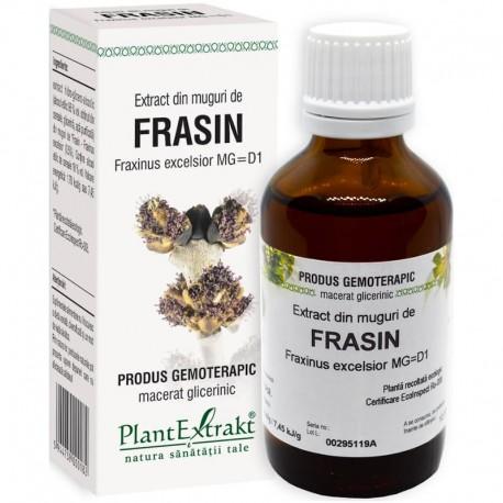 Extract Gemoterapeutic Frasin Mug.50ml Plantextrak