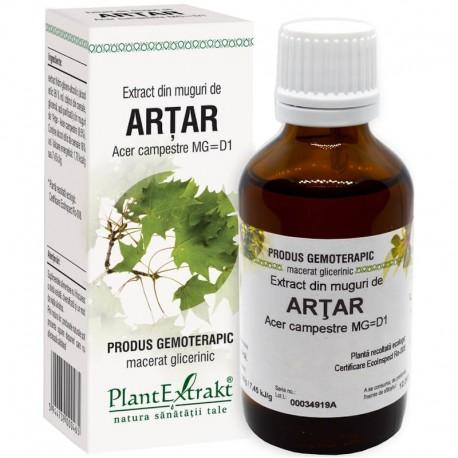 Extract Gemoterapeutic Artar Mug.50ml Plant Extrak