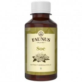 Extract Hidroalcoolic de Soc 200ml Faunus Plant