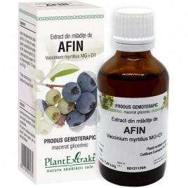 Extract Gemoterapeutic Afin Mladite 50ml Plantextrakt
