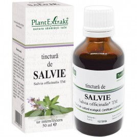 Tinctura Salvie 50ml Plantextrakt