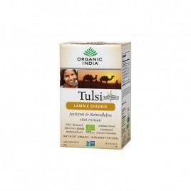 Ceai Tulsi Lamaie Ghimbir Bio 18dz Organic India