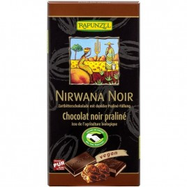 Ciocolata Amaruie Nirwana Truffe - Eco 100g Rapunzel