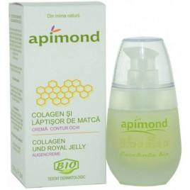 Crema Ochi Colagen-Laptisor Matca - Eco 30ml Apimond