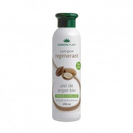 Sampon Hidratant-Regenerant Argan 250ml Cosmetic Plant