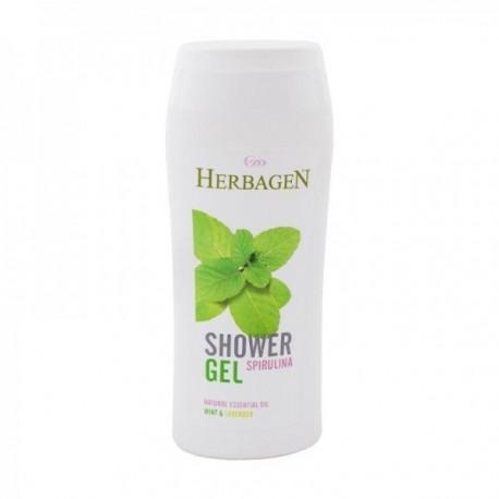Gel Dus Spirulina Herbagen - 250ml Genmar