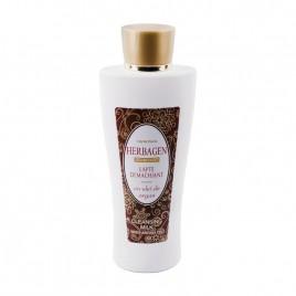 Lapte Demachiant Ulei Argan Herbagen - 200g Genmar