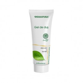 Gel Dus Antibacterian 250ml Vivanatura