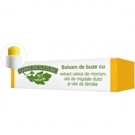 Blasam Buze Morcov-Migdale-Lamaie 4.8g Verre De Nature