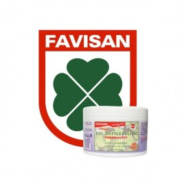 Gel Anticelulitic Termoactiv 300ml Favisan