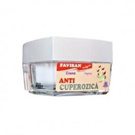 Crema Anticuperozica 30ml Favisan