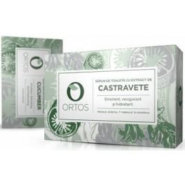 Sapun Hidratanta Castravete 100g Ortos