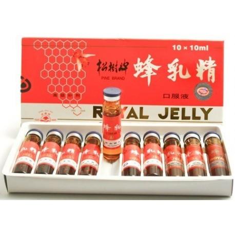 Royal Jelly Fiole 10x10ml Adva