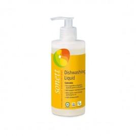 Detergent Lichid Vase Galbenele - Eco 300ml Sonett