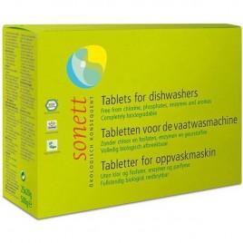 Tablete Masina Spalat Vase - Eco 25x20g Sonett
