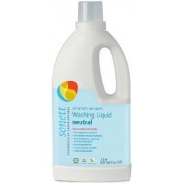 Detergent Lichid Rufe Color-Albe - Eco 2l Sonett