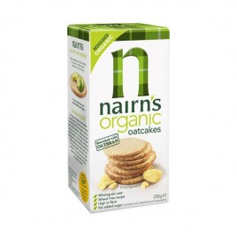 Crackers Ovaz Integral, Eco 250g Nairn`s