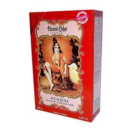 Pudra Henna Acaju 100g Globe I