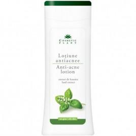 Lotiune Antiacnee Busuioc 200ml Cosmetic Plant