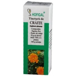 Extract Hidroalcoolic Craite 50ml Hofigal