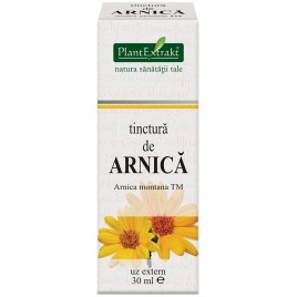 Tinctura Arnica 50ml Plantextrakt