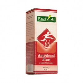 Antialcool Plant - 30ml Plantextrakt