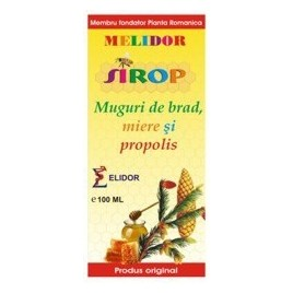 Sirop Muguri Brad-Miere-Propolis 200ml Elidor