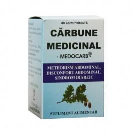 Carbune Medicinal 40cmp Elidor