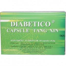 Diabetico 18cps Tang Xin