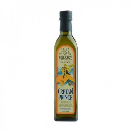 Ulei Masline Extravirgin 500ml Cretan Prince