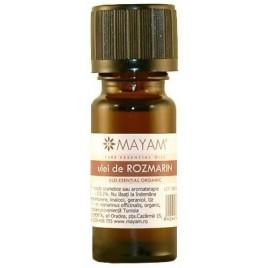 Ulei Rozmarin Organic 10ml Mayam