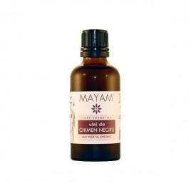 Ulei Chimen Negru Organic 50ml Mayam